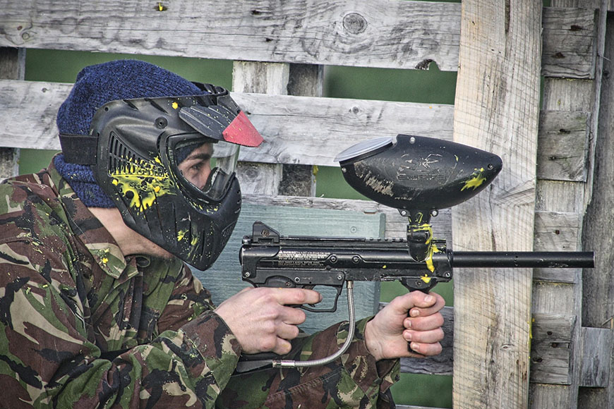 6 Best Paintball Guns